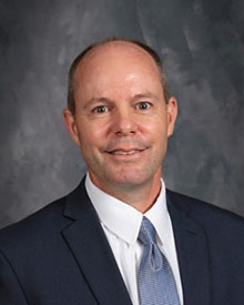 Picture of Matt Hirsch, Associate Superintendent